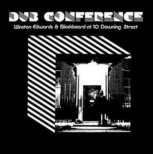 Dub Conference at 10 Downing Street - Vinile LP di Blackbeard,Winston Edwards