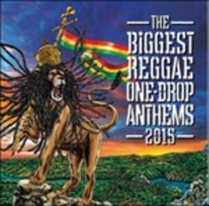 Biggest One Drop Anthems - CD Audio
