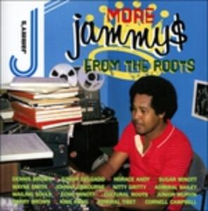 More Jammys from the Roots - CD Audio