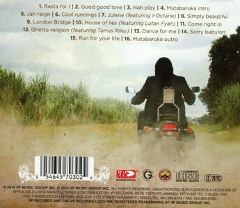 Dangerously Roots - CD Audio di Duane Stephenson - 2
