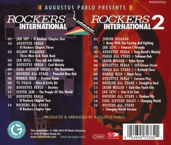 Rockers International Remaster - CD Audio di Augustus Pablo - 2