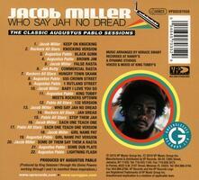 Who Say Jah No Dread - CD Audio di Jacob Miller