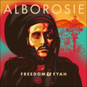 Freedom & Fyah - Vinile LP di Alborosie