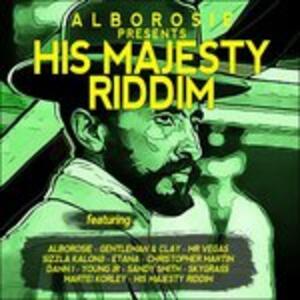 His Majesty Riddim - CD Audio di Alborosie