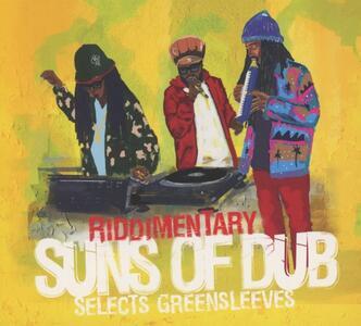 Riddimentary. Suns of Dub Selects - CD Audio di Suns of Dub