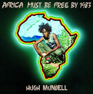 Africa Must Be Free by 1983 - CD Audio di Hugh Mundell
