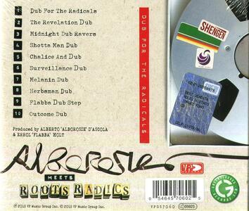 Dub for the Radicals - CD Audio di Radicals,Alborosie - 2