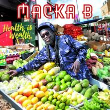 Health Is Wealth - Vinile LP di Macka B