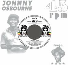 In Your Eyes - Dangerous Match Four - Vinile 7'' di Johnny Osbourne,Roots Radics