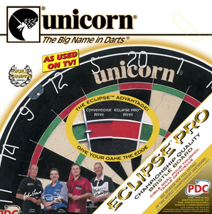 Giocattolo Bersaglio per freccette Unicorn Eclipse Pro Unicorn 0