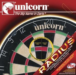 Giocattolo Bersaglio per freccette Unicorn Radius Unicorn 0