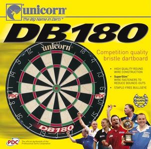 Giocattolo Bersaglio per freccette Unicorn DB 180 Unicorn 0