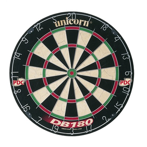 Giocattolo Bersaglio per freccette Unicorn DB 180 Unicorn 1