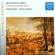 Concerti Grossi op.6 - CD Audio di Arcangelo Corelli,Tafelmusik