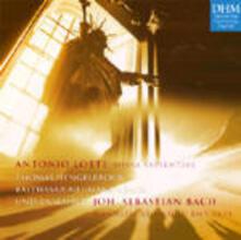 Missa Sapientiae / Magnificat - CD Audio di Johann Sebastian Bach,Antonio Lotti,Thomas Hengelbrock