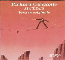 Si J'etais - CD Audio di Riccardo Cocciante