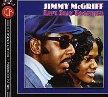Lets Stay Together - CD Audio di Jimmy McGriff