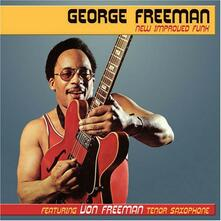 New Improved Funk - CD Audio di George Freeman