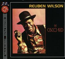 Cisco Kid - CD Audio di Ruben Wilson