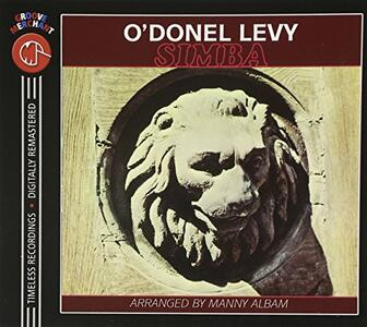 Simba - CD Audio di Levy O'Donel