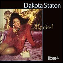 Ms. Soul - CD Audio di Dakota Staton