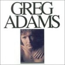 Greg Adams - CD Audio di Greg Adams