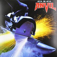 Metal on Metal - Vinile LP di Anvil