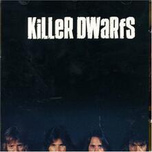 Killer Dwarfs (+ Bonus Tracks) - CD Audio di Killer Dwarfs