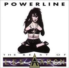 Powerline. Best of - CD Audio di Lee Aaron
