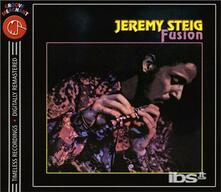 Fusion - CD Audio di Jeremy Steig