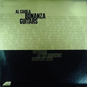 Bonanza Guitars - CD Audio di Al Caiola