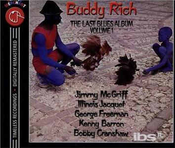 Last Blues Album - CD Audio di Buddy Rich
