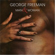Man & Woman - CD Audio di George Freeman