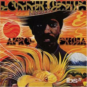 Afrodesia - CD Audio di Lonnie Smith