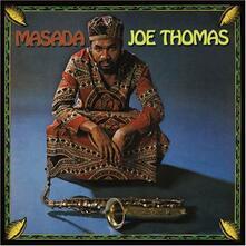 Masada - CD Audio di Joe Thomas