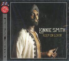 Keep on Lovin' - CD Audio di Lonnie Smith