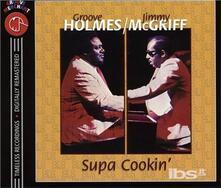 Supa Cookin - CD Audio di Jimmy McGriff