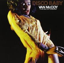 Disco Baby - CD Audio di Van McCoy