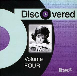 Discovered 4 - CD Audio