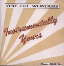One Hit Wonders 5 Instrumentals - CD Audio