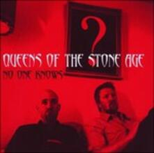 No One Knows - CD Audio Singolo di Queens of the Stone Age
