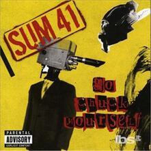 Go Chuck Yourself - CD Audio di Sum 41