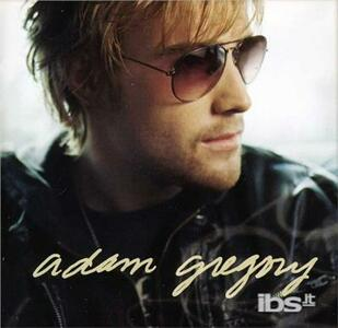 Adam Gregory - CD Audio di Adam Gregory