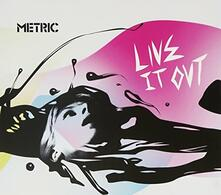 Live It Out - CD Audio di Metric