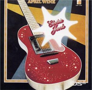 Electric Jewels - CD Audio di April Wine
