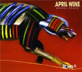 Animal Grace - CD Audio di April Wine