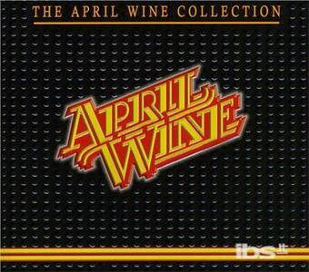 Collection - CD Audio di April Wine