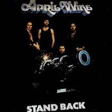 Stand Back - CD Audio di April Wine