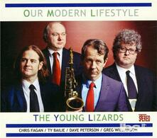 Our Modern Lifestyle - CD Audio di Young Lizards