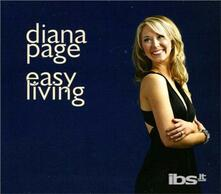 Easy Living - CD Audio di Diana Page
